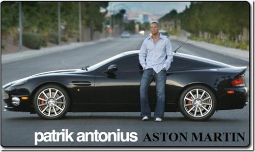 patrik antonius car